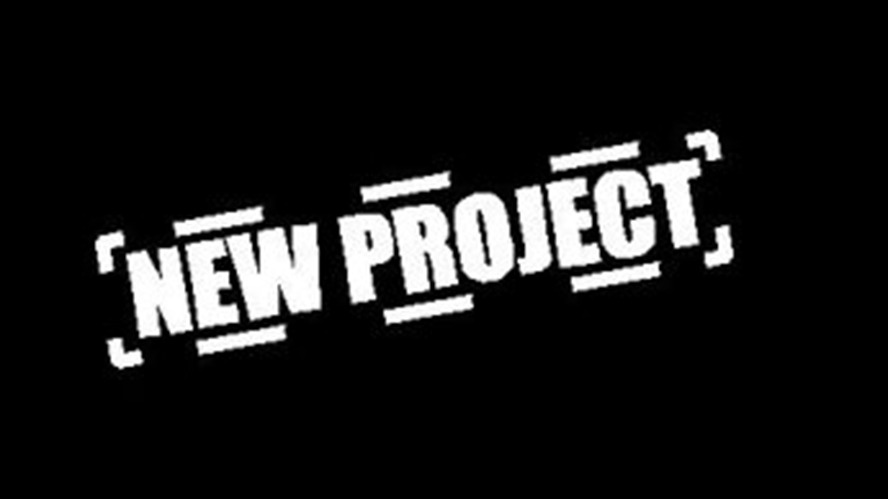 new-project